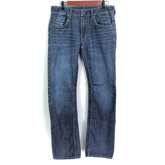Buffalo David Bitton Other - Buffalo David Bitton 32 X 32 Simon Distressed Jean